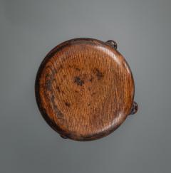 Fine 19th Century Turned Ash Nursery Stool - 1233799