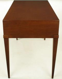 Fine Arts Furniture Co Fine Arts Furniture Co Elegant Mahogany Three Drawer Writing Table - 277387