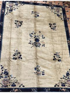 Fine Chinese Antique Art Deco Rug - 1357416
