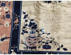 Fine Chinese Antique Art Deco Rug - 1357421