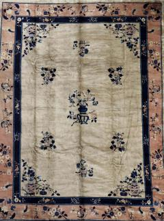 Fine Chinese Antique Art Deco Rug - 1360729