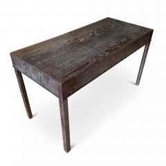 Fine Danish Art Deco Desk Console in Limed Oak - 1807297