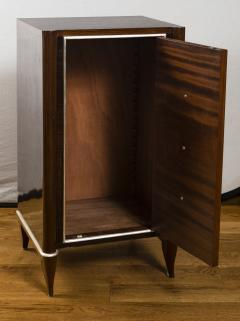 Fine French Art Deco Tall Cabinet Small Console Table - 1184525