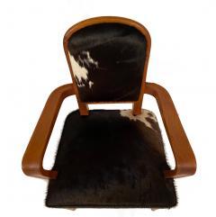Fine French Art Deco arm chair - 1883404