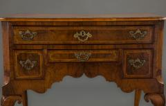 Fine George I Walnut Lowboy - 752735