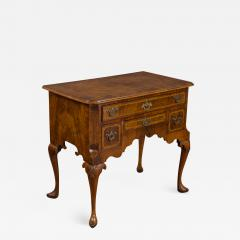 Fine George I Walnut Lowboy - 753917