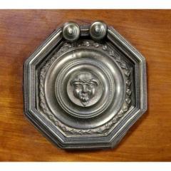 Fine George III Diminutive Mahogany and Satinwood Secretaire - 1532546