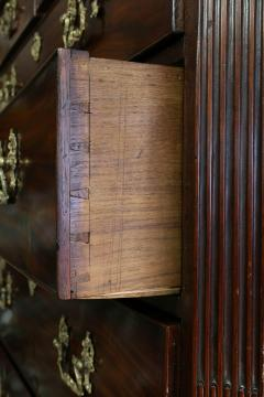 Fine George III Mahogany Chest on Chest - 1521943