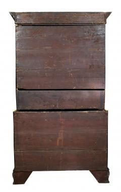 Fine George III Mahogany Chest on Chest - 1521957