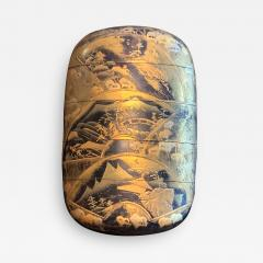 Fine Japanese Lacquered Inro by Yutokusai - 1673937