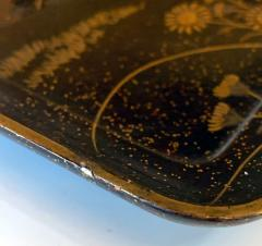 Fine Japanese Set of Lacquer Maki e Box and Tray with Meiji Period - 1615945