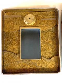Fine Japanese Suzuribako Box with Storage Box and Provenance - 1618982