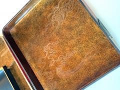 Fine Japanese Suzuribako Box with Storage Box and Provenance - 1618983