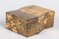 Fine Lacquer Kogo Incense Box  - 1981492