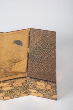 Fine Lacquer Kogo Incense Box  - 1981494