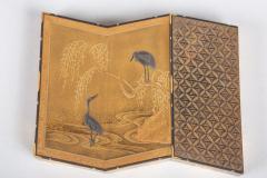 Fine Lacquer Kogo Incense Box  - 1981497