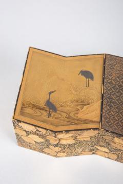 Fine Lacquer Kogo Incense Box  - 1981505