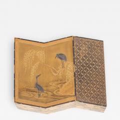 Fine Lacquer Kogo Incense Box  - 1985829