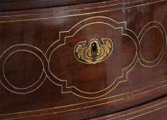 Fine Maltese Rosewood and Brass Inlaid Commode - 390537