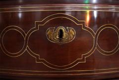 Fine Maltese Rosewood and Brass Inlaid Commode - 390541
