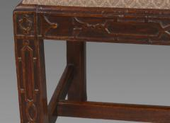 Fine Pair of Mahogany George III Stools - 1026636