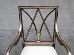 Fine Pair of Neoclassical Armchairs - 268902