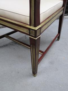 Fine Pair of Neoclassical Armchairs - 268904