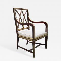Fine Pair of Neoclassical Armchairs - 279145
