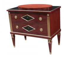 Fine Pair of Neoclassical Small Chests - 479304