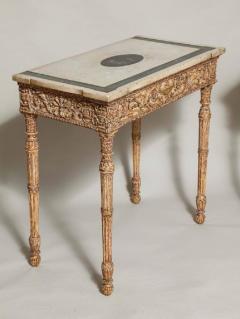 Fine Pair of Robert Adam Console Tables - 685777