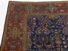 Fine Room Size Antique Mahal Rug w Heriz Serapi Colors 13 5 x 10 5 - 1065481