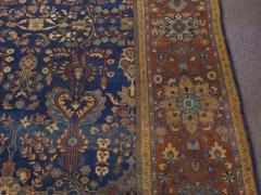 Fine Room Size Antique Mahal Rug w Heriz Serapi Colors 13 5 x 10 5 - 1065483
