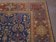 Fine Room Size Antique Mahal Rug w Heriz Serapi Colors 13 5 x 10 5 - 1065484