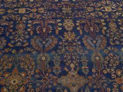 Fine Room Size Antique Mahal Rug w Heriz Serapi Colors 13 5 x 10 5 - 1065486