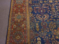 Fine Room Size Antique Mahal Rug w Heriz Serapi Colors 13 5 x 10 5 - 1065487