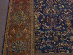 Fine Room Size Antique Mahal Rug w Heriz Serapi Colors 13 5 x 10 5 - 1065488