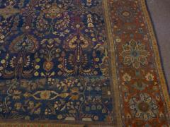 Fine Room Size Antique Mahal Rug w Heriz Serapi Colors 13 5 x 10 5 - 1065490