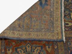 Fine Room Size Antique Mahal Rug w Heriz Serapi Colors 13 5 x 10 5 - 1065492