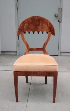 Fine Set of Four Biedermeier Side Chairs - 1224650