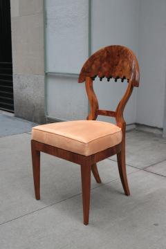 Fine Set of Four Biedermeier Side Chairs - 1224652