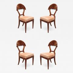 Fine Set of Four Biedermeier Side Chairs - 1225527