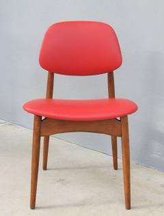 Fine Set of Six Italian 1950s Chairs - 1511558