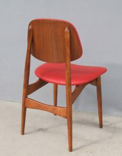 Fine Set of Six Italian 1950s Chairs - 1511563