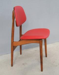 Fine Set of Six Italian 1950s Chairs - 1511564