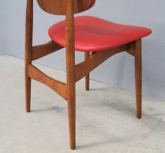 Fine Set of Six Italian 1950s Chairs - 1511579