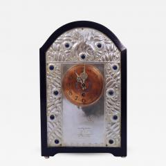 Finely Worked Secessionist Mantle Clock - 496218
