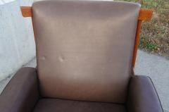 Finn Juhl Bwana Chair By Finn Juhl For France Amp Son