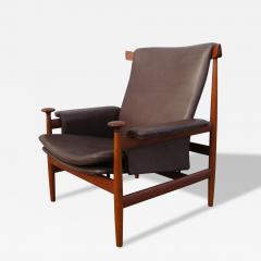 Finn Juhl Bwana Chair By Finn Juhl For France Son   106539