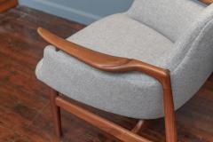 Finn Juhl Finn Juhl NV 53 Lounge Chairs for Niels Vodder - 2016462