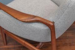 Finn Juhl Finn Juhl NV 53 Lounge Chairs for Niels Vodder - 2016463